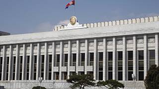 North Korea Parliament