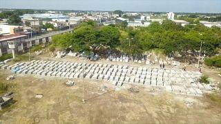 Fast 800 weitere Leichen lagen Zuhause - in Guayaquil