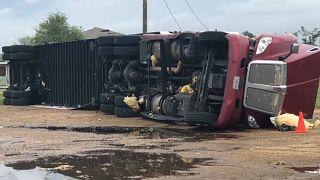 Tornado fordert 11 Tote im Südosten der USA