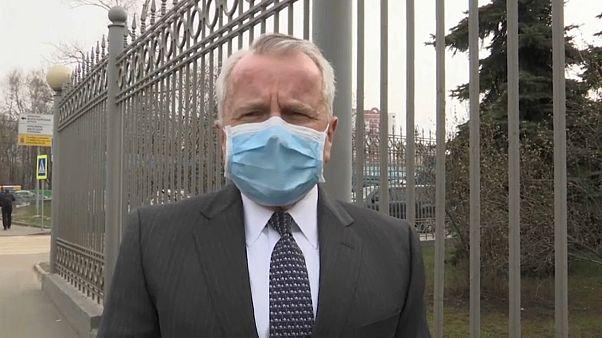 Посол США в России Джон Салливан