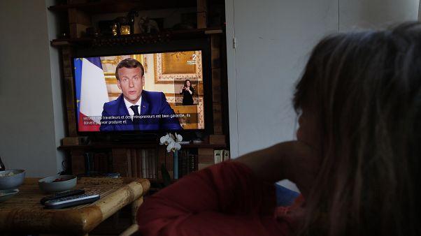 Macron prolonga confinamento até 11 de Maio