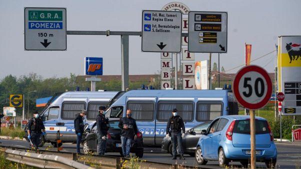 Oltre 20.000 morti in Italia a causa del Covid-19. Controlli a tappeto durante il weekend