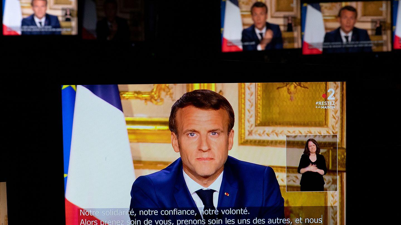 French President Emmanuel Macron Announces Coronavirus Lockdown Extension Until May 11 Euronews