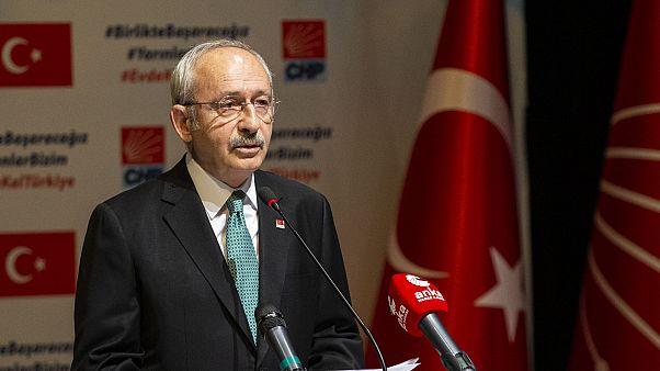 Kemal Kılıçdaroğlu'ndan infaz yasasına tepki