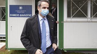 Yunan Başbakan Miçotakis: Covid-19'a karşı bir muharebe kazandık ama savaş bitmedi