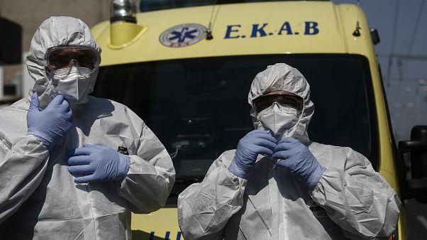 Ελλάδα - COVID-19: 57 νέα κρούσματα, 4.336 συνολικά - Κανένας νέος θάνατος