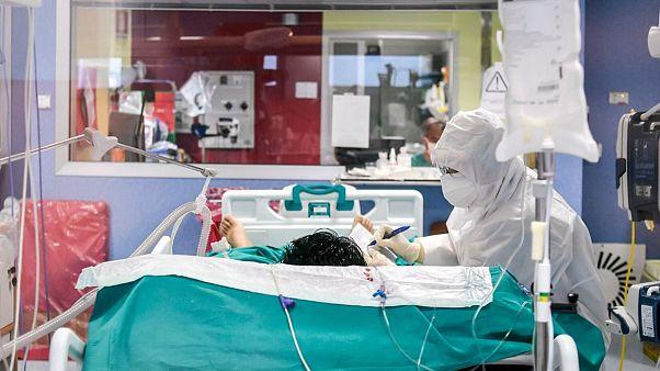 کرونا در جهان؛ مجموع قربانیان در ایتالیا و فرانسه  به مرز ۳۷ هزار نفر رسید