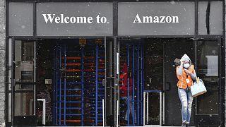 Virus Outbreak Amazon