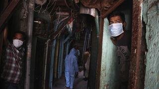 India prolongará el confinamiento