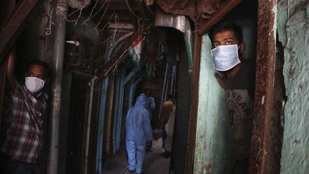 Indien: Ausgangssperre verlängert - Tagelöhner fürchten Hungertod