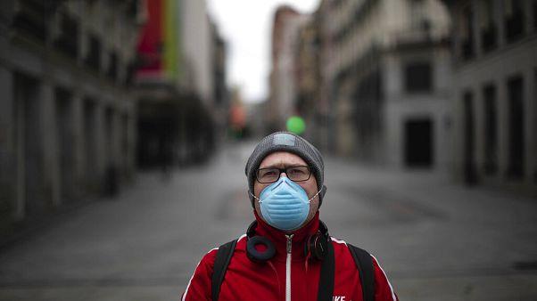 Virus Outbreak Spain