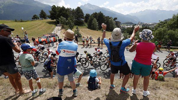 """Тур де Франс"" перенесли на 29 августа"
