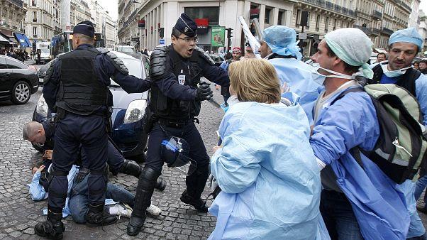 هشدار سرویسهای اطلاعاتی فرانسه نسبت به بروز شورش پس از پایان قرنطینه