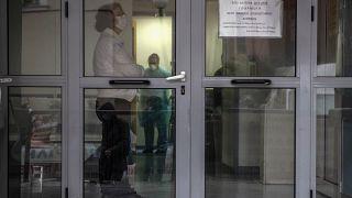 Greece hospital virus outbreak