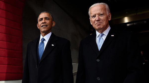 أوباما يعلن دعمه لجو بايدن في سباق الرئاسة ويرى أنه القادر على قيادة أمريكا في أوقات الشدة (بيان)