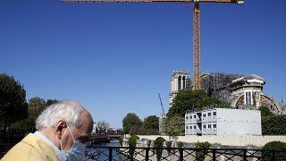 Egy éve pusztított tűzvész a Notre-Dame-ban