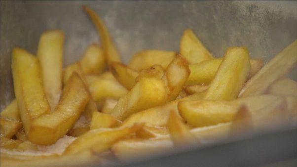 Бельгийский картофель фри страдает от карантина