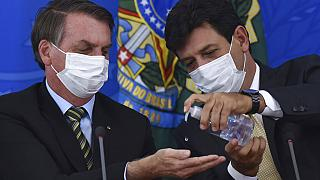 Jair Bolsonaro,Luiz Henrique Mandetta