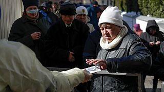 گشتی در خیابانهای مسکو در روزهای کرونایی