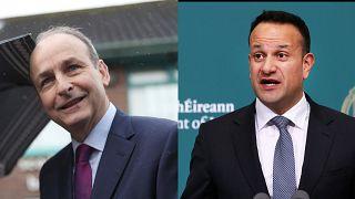 İrlanda'nın iki ana partisi koalisyon için anlaştı ama hükümet için üçüncü partiye ihtiyaç var