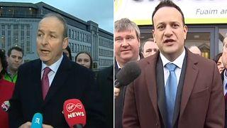 Gegen Sinn Fein: Historische Koalition in Irland auf dem Weg