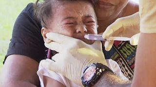 Samoa Measles
