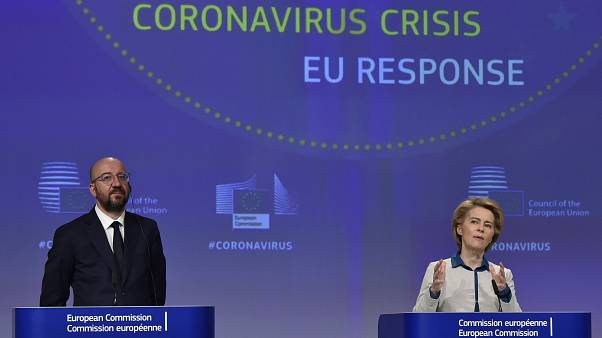 """Coronavirus: """"Wir brauchen eine koordinierte Strategie in Europa"""""""
