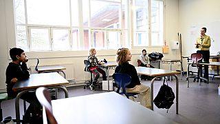 Újraindult a tanítás Dániában