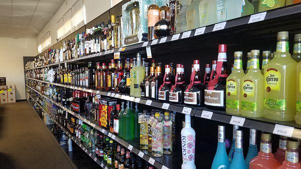 Liquor Laws-Oklahoma