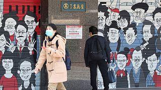 «پیش از طلاق با ما تماس بگیرید»؛ تبلیغ سایت اسکان موقت ژاپنی در قرنطینه