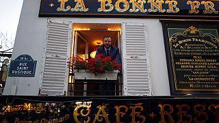 France Paris Bistros