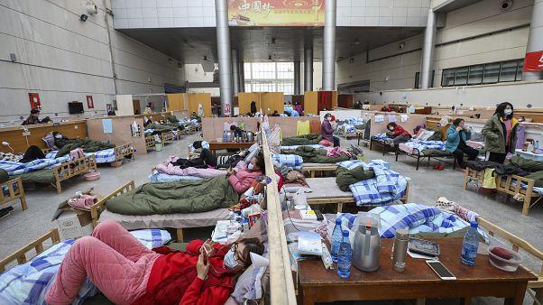 Virus Outbreak China Delay