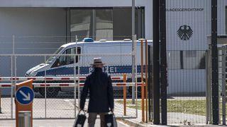 آلمان پنچ تبعه تاجیکستان مظنون به عضویت در داعش را بازداشت کرد