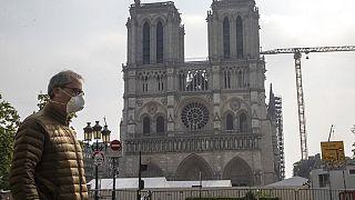 Notre Dame Katedrali'nin 13 tonluk dev çanı, yangının yıldönümünde yeniden çalacak