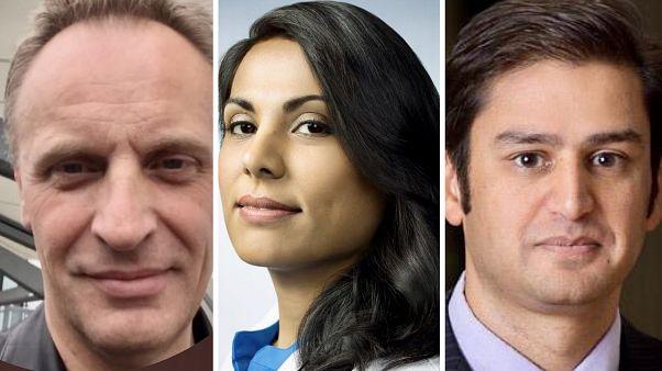 Donald Trumpot bírálja Richard Horton, dr. Nahid Bhadelia és dr. Amesh Adalja egészségügyi szakértők