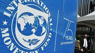 IMF Başkanı Georgieva dünya ülkelerinin yarısının salgın krizi nedeniyle yardım istediğini söyledi