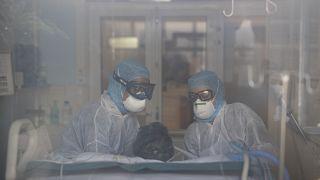 Virus Outbreak France/ FILE PHOTO