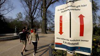 Coronavirus-Ansteckungen: Die meisten in Bayern, die wenigsten in Bremen