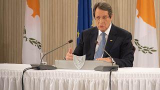 Πρόεδρος Κυπριακής Δημοκρατίας Νίκος Αναστασιάδης
