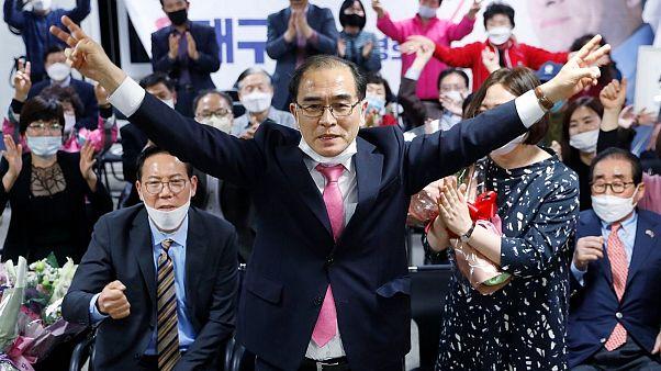 دیپلمات ارشد پیشین کره شمالی در انتخابات کره جنوبی پیروز  شد