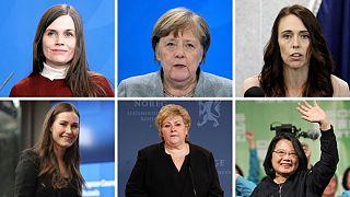 موفقیت رهبران زن در رویارویی با بحران کرونا
