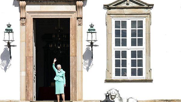 APTOPIX Denmark Royals