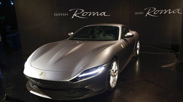 Ferrari modeli