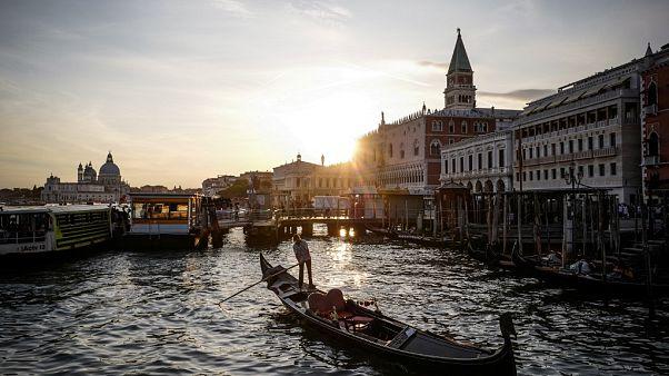 Venezia, Gran Canale (archivio)