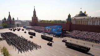 Ρωσία -COVID-19: Αναβάλλεται η μεγάλη παρέλαση της 9ης Μαΐου με απόφαση Πούτιν