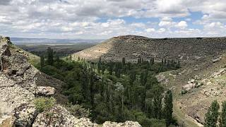 Kayseri'deki Koramaz Vadisi, UNESCO Geçici Dünya Miras Listesi'ne girdi.