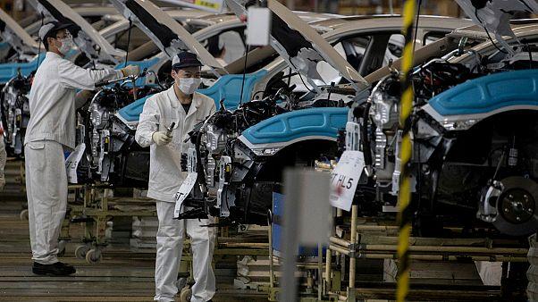 Çin ekonomisi 28 yıl sonra ilk kez küçüldü; 30 milyon kişi işini kaybedebilir