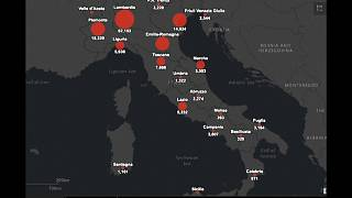 Paralizzata dal virus l'Italia teme per la ripresa economica