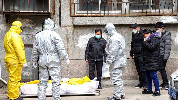 بازنگری چین در آمار کرونا: شمار قربانیان در ووهان ۱۲۹۰ نفر افزایش یافت