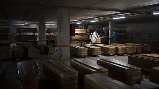 Virus Outbreak Spains Journey Photo Gallery